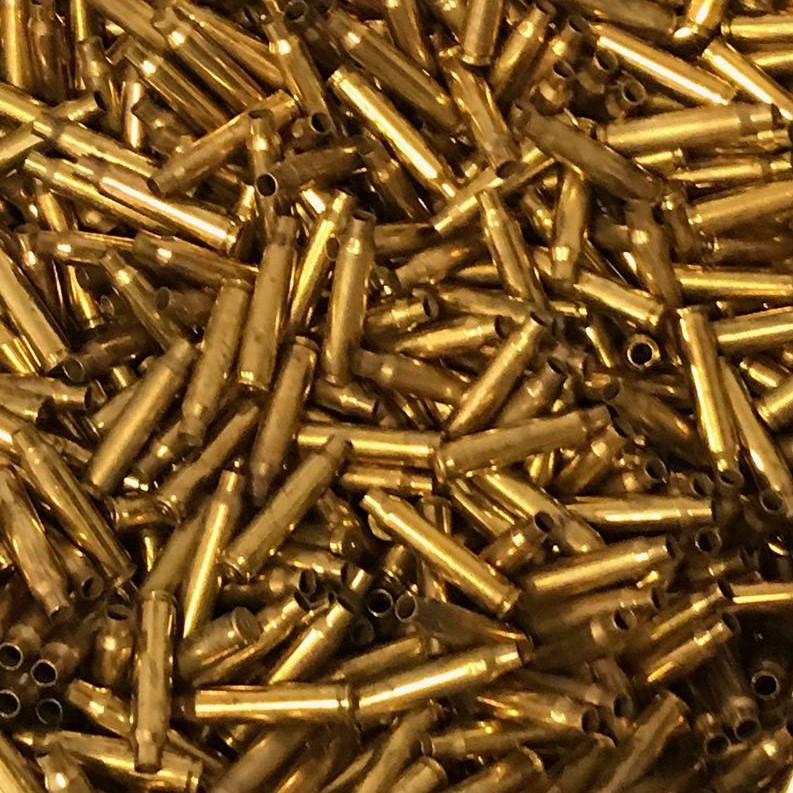 Brass Shell Casings Image Square